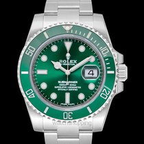 Rolex Submariner Date Steel 40mm Green United States of America, California, San Mateo