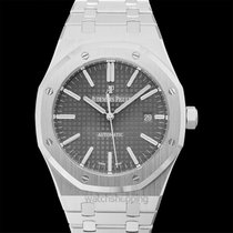 Audemars Piguet Royal Oak Selfwinding new Automatic Watch with original box and original papers 15400ST.OO.1220ST.04
