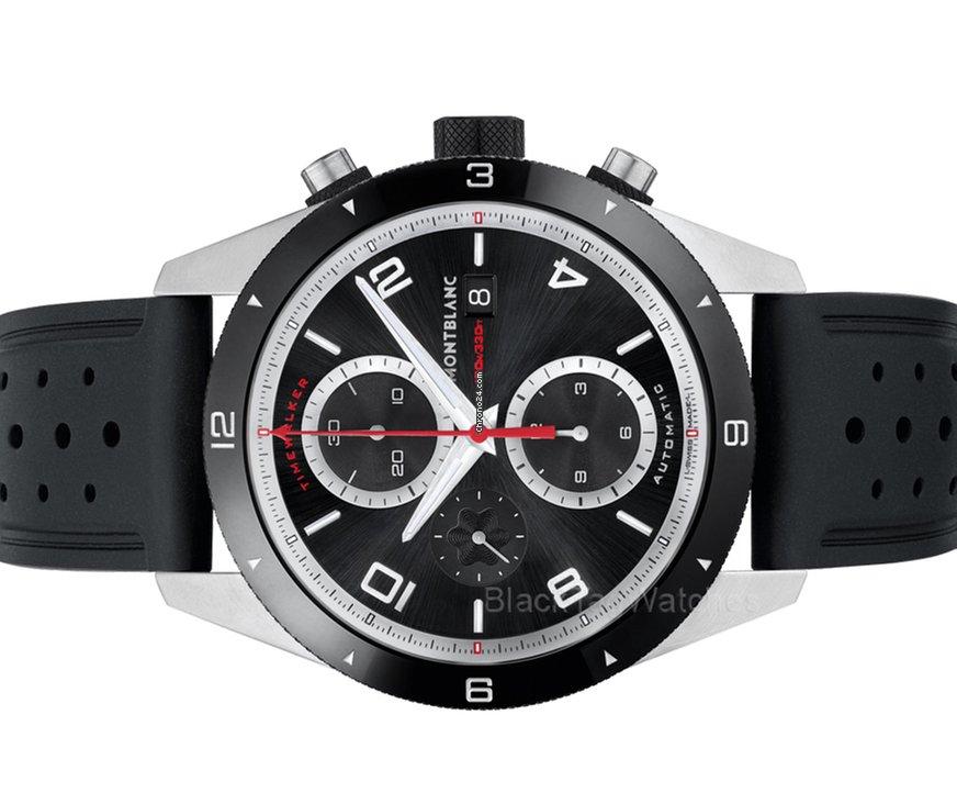 Montblanc Timewalker 116096 2020 new