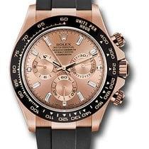 Rolex 116515ln Pозовое золото 2021 Daytona 40mm новые