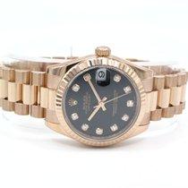 Rolex Lady-Datejust Rose gold 31mm United States of America, California, Orange