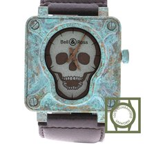 Bell & Ross BR01 Skull Patine Limited 50 EXTREMELY RARE