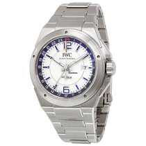IWC IW324404 Ατσάλι Ingenieur Dual Time 43mm