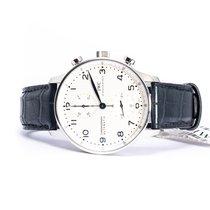IWC Portuguese Chronograph novo 41mm Aço
