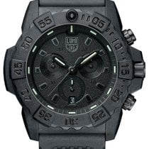 Luminox Carbone 45mm Quartz XS.3581.BO nouveau
