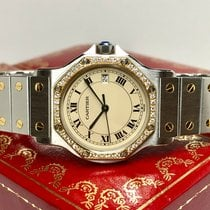 Cartier Santos (submodel) pre-owned