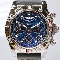 Breitling Chronomat 44 mit Box und Papieren aus Deutschland