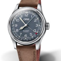 Oris 01 754 7741 4065-07 5 20 63 Steel Big Crown Pointer Date 40mm new United States of America, Georgia
