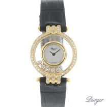 Chopard Happy Diamonds usados 25mm Oro amarillo