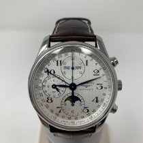 Longines Steel 40mm Automatic L2.673.4.78.3 new