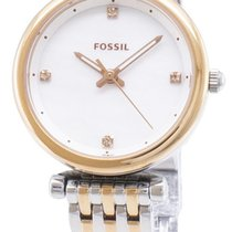 Fossil Steel 29mm Quartz ES4431 new