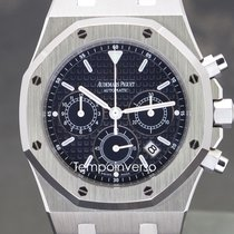 Audemars Piguet Royal Oak Chronograph Steel 39mm No numerals United Kingdom, London, Paris, Brussels, Barcelona face to face delivery only - Other countries shipping with Brinks and DHL Express