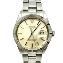Rolex Oyster Perpetual Date Steel 36mm Silver United States of America, New York, New York