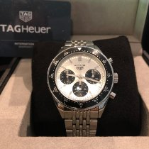 TAG Heuer Autavia Steel 42mm Silver No numerals United States of America, Florida, Winter Park