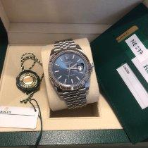 Rolex Datejust II neu 2019 Automatik Uhr mit Original-Box und Original-Papieren 126334-0001