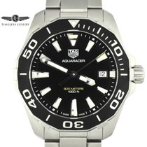 TAG Heuer Aquaracer 300M Steel 41mm Black United States of America, Georgia, Atlanta