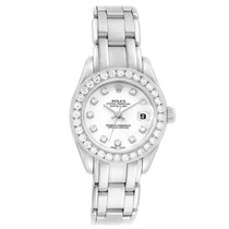 Rolex Lady-Datejust Pearlmaster 80299 2001 usados