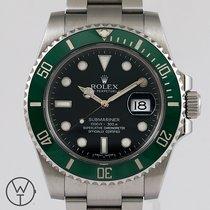 Rolex Submariner Date 116610 LV 2013 occasion