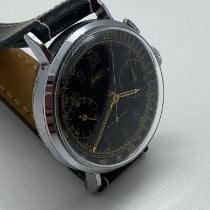 Angelus pre-owned Manual winding 35mm Mineral Glass