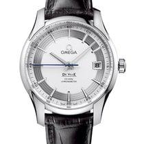 Omega De Ville Hour Vision Steel