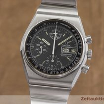 Omega Speedmaster Day Date Zeljezo 39.5mm Crn