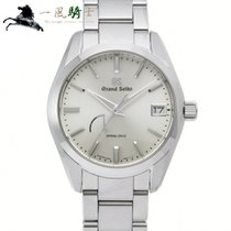 Seiko Steel 39mm Automatic SBGA283 pre-owned