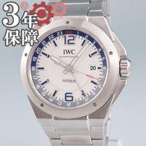 IWC Ingenieur Dual Time Stahl 43mm