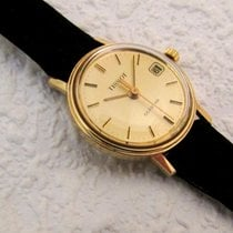 Tissot 14ct golden Seastar,all original