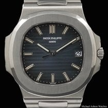 Patek Philippe Nautilus Steel 40mm Blue United States of America, New York, New York