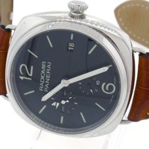 Panerai PAM00323 Steel Radiomir 10 Days GMT 47mm pre-owned United States of America, New York, Greenvale