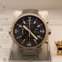 萬國 IW376804 Aquatimer Automatic Chronograph (Black)