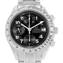 Omega Speedmaster Date Black Arabic Dial Mens Watch 3513.52.00...