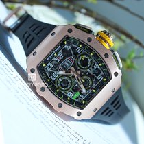 Richard Mille RM 11-03 Oro rosado RM 011 49.94mm