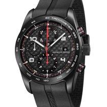 """Porsche Design Chronotimer Series 1 """"Sportive Carbon"""""""