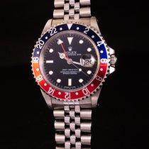 Rolex Gmt-master 16700 With Jubilee Bracelet