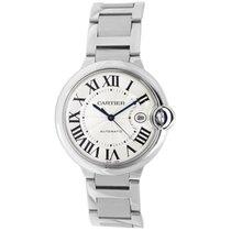 Cartier Ballon Bleu 42mm Stainless Steel Automatic Watch