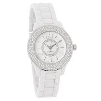 Dior VIII Ceramic Diamond Automatic Watch CD1235E5C001