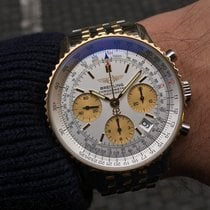 Breitling Navitimer Steel & Gold 42mm