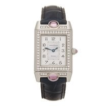 Jaeger-LeCoultre pre-owned Manual winding 21mm Mother of pearl