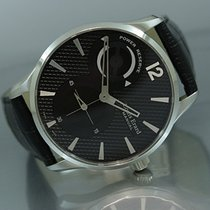 Louis Erard 1931 Steel 42mm Black