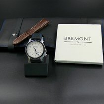 Bremont Boeing new 2015 Automatic Watch with original box and original papers Bremont BB1-WH