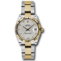 Rolex Lady-Datejust new Automatic Watch with original box and original papers 178273 SDO