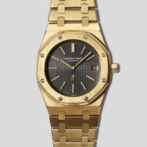 "Audemars Piguet Royal Oak Ref. 5402A ""Jumbo"" Yellow Gold"