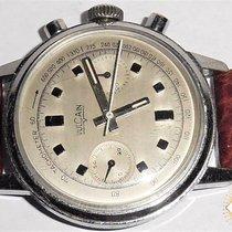 Vulcain 1376 2 Register Chronograph VALJOUX 7733 Racer Watch