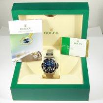 Rolex 44mm Remontage automatique 2016 occasion Sea-Dweller Deepsea Bleu