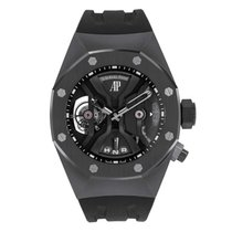 Audemars Piguet Royal Oak Concept GMT Tourbillon Titanium Watch