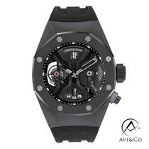 Audemars Piguet Royal Oak Concept Titanium 44mm Black No numerals