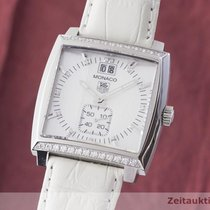 TAG Heuer Monaco Lady Staal 37.5mm