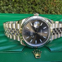 Rolex Datejust (Submodel) pre-owned 41mm Steel