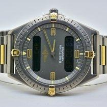 Breitling Aerospace Titanium 40mm Black No numerals